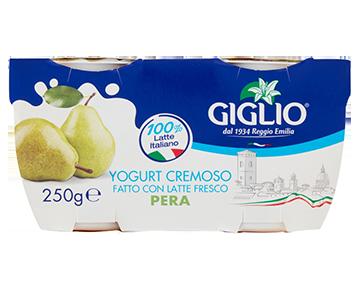 Yogurt Intero alla pera