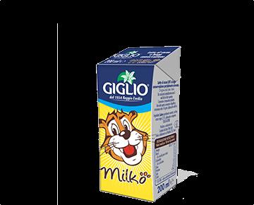 Latte al cacao Milko